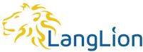 LangLion - logo